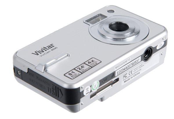 Vivitar V8690 Silver