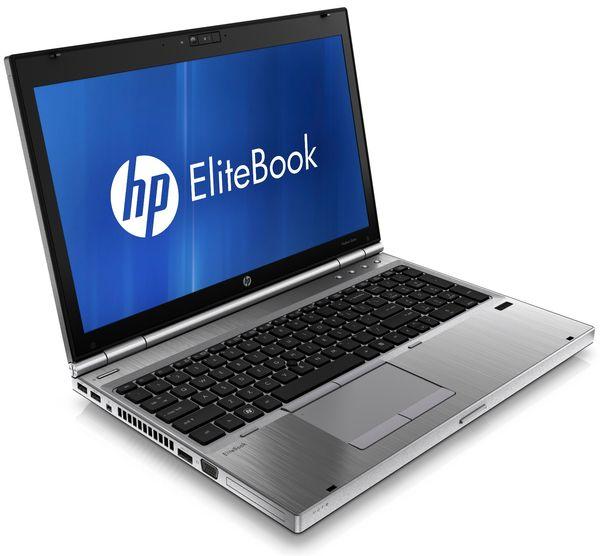 "Hp Elitebook 8560p Laptop, Intel Core I5-2540m 2.6ghz, 4gb Ram, 320gb Hdd, 15.6"" Hd Led, DVD±rw, Amd Hd6470m, Webcam, Bluetooth, Fpr, Windows 7 Professional 64bit"