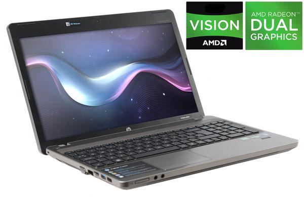 """Hp Probook 4535s Laptop, Amd A6-3400m Qc 1.4ghz, 4gb Ram, 640gb Hdd, 15.6"""" Hd, DVD±rw, Amd Hd6520g, Webcam, Bluetooth, Fpr, Windows 7 Professional 64 Bit"""