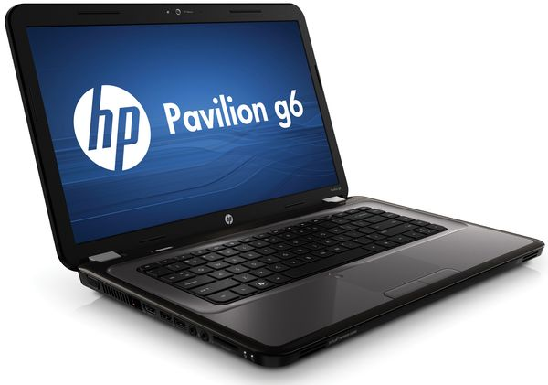 "Hp Pavilion G6-1202sa Laptop, Amd Dc A4 3300m 1.9ghz, 4gb Ram, 640gb Hdd, 15.6"" Hd Led, Dvdrw, Amd Hd6480g, Webcam, Bluetooth, Windows 7 Home Premium 64"