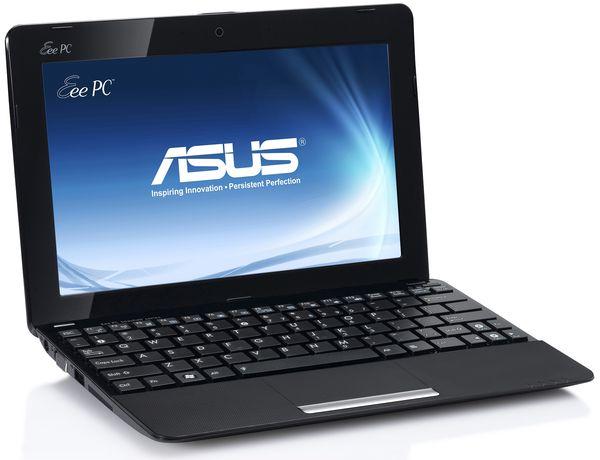 "Asus Eee Pc 1011px Netbook, Intel Atom Dc N570 1.66ghz, 1gb Ram, 320gb Hdd, 10.1"" Led, Noopt, Gma, Webcam, Windows 7 Starter"