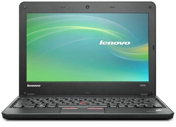"Lenovo Thinkpad X121e Laptop, Amd E-300 1.3ghz, 4gb Ram, 320gb Hdd, 11.6"" Led, Noopt, Ati Hd6310, Webcam, Bluetooth, Windows 7 Professional 64"