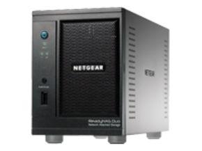 Netgear RND2110 ReadyNAS Duo v2 2-Bay 1TB (1x 1TB) NAS Drive