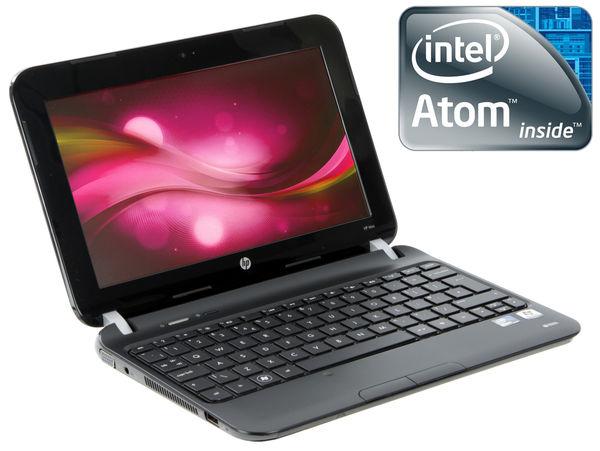 "Hp Mini 110-4110ea Netbook, Intel Atom N2600 1.6ghz, 1gb Ram, 320gb Hdd, 10.1"" Led, Noopt, Intel Gma, Webcam, Bluetooth, Windows 7 Starter 32bit"