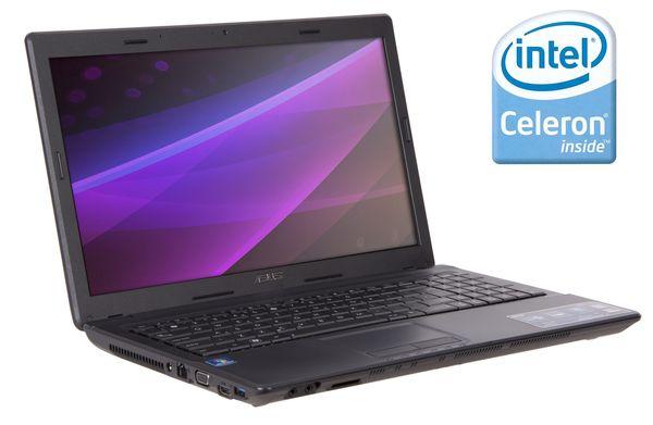 Asus X54c Laptop, Intel Celeron B815 1.6ghz, 3gb Ram, 500gb Hdd, 15.6 Hd, Dvdrw, Intel Hd, Webcam, Windows 7 Home Premium 64bit