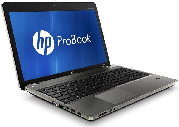 """Hp Probook 4535s Laptop, Amd A4-3305m 1.9ghz, 2gb Ram, 320gb Hdd, 15.6"""" Hd Led, DVD±rw, Amd Hd6480g, Bluetooth, Fpr, Windows 7 Home Premium"""