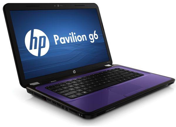 "Hp Pavilion G6-1371sa Laptop, Intel Pentium B960 2.2ghz, 6gb Ram, 750gb Hdd, 15.6"" Hd Led, DVD±rw, Intel Hd, Webcam, Windows 7 Home Premium 64"