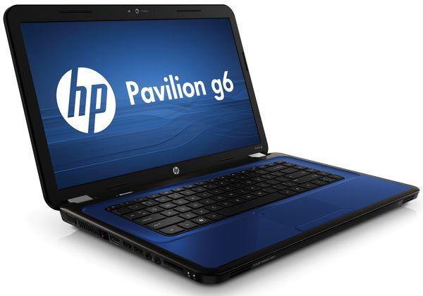 "Hp Pavilion G6-1373ea  Laptop, Intel Pentium B960 2.2ghz, 6gb Ram, 750gb Hdd, 15.6"" Hd Led, DVD±rw, Intel Hd, Webcam, Windows 7 Home Premium 64"
