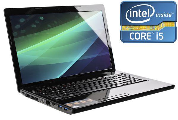 Lenovo Ideapad G580 Laptop, Intel Core I5-3210m Dc 2.5ghz, 4gb Ram, 500gb Hdd, 15.6 Hd Led, Dvdrw, Intel Hd, Webcam, Windows 7 Home Premium 64