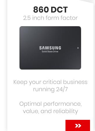 Samsung 860 DCT SSD