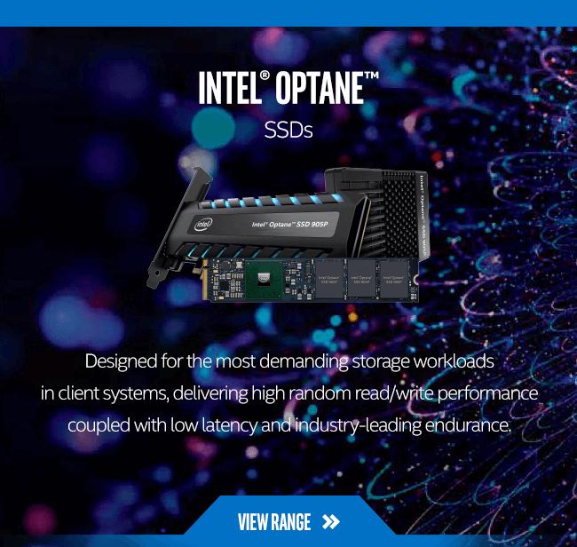 Intel Optane 900P and 905p Series
