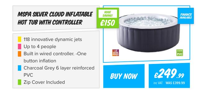 Hot Tub Deal