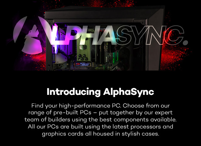 AlphaSync Introduction