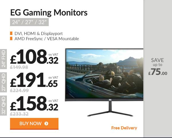 EG Gaming Monitors