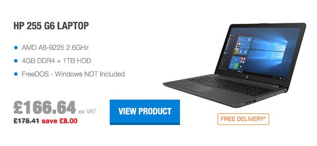 HP 255 G6 Laptop 6BP55ES