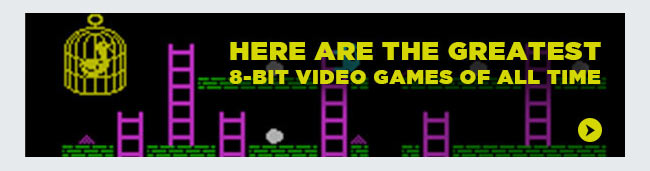 Classic 8 bit games that defined gamings greatest era