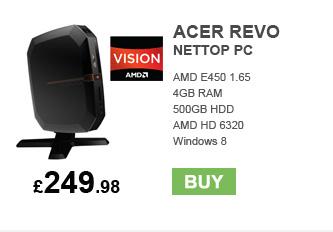 Acer Revo L70 Nettop PC - £249.98