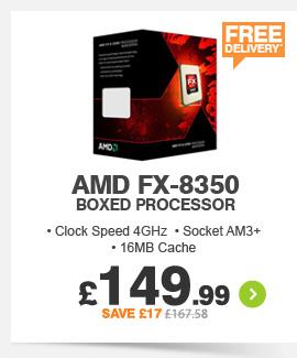 AMD FX-8350 Processor - £149.99
