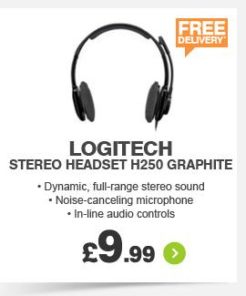 Logitech Stereo Headset - £9.99