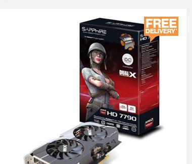 Sapphire HD 7790 OC Version - £116.99