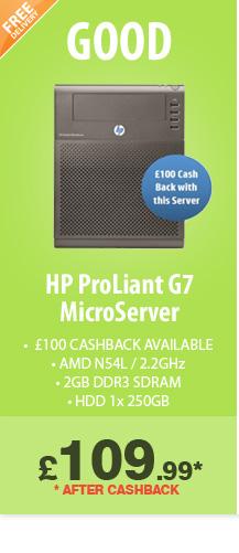 ProLiant G7 - £109.99*