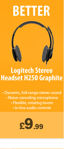 Logitech Headset - £9.99