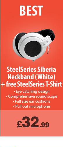 Siberia Neckband - £32.99