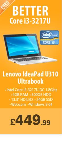 IdeaPad U310 - £499.99