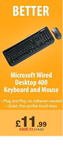 MS Desktop 400 - £11.99