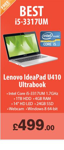 IdeaPad U410 - £499