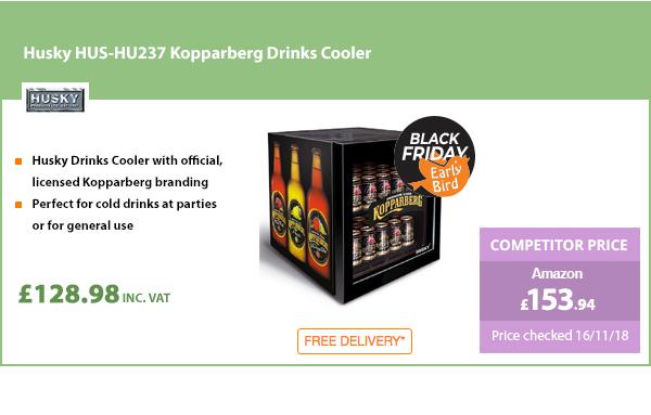 Husky HUS-HU237 Kopparberg Drinks Cooler