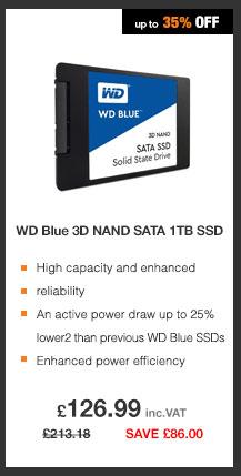 WD 1TB BLUE SSD