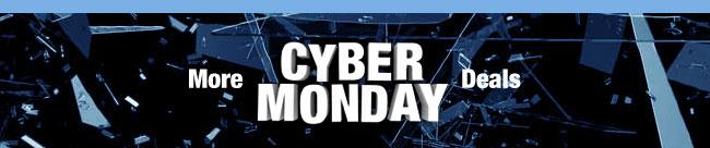 More Cyber Monday Deals