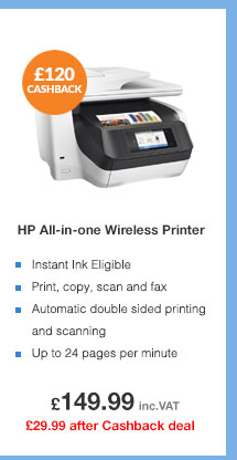 HP Multi-Function Wireless Printer