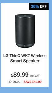 LG Wireless Smart Speaker