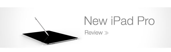 New iPad Pro review