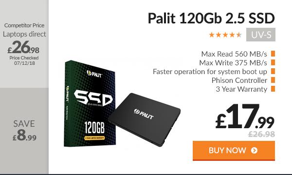 Palit SSD 120gb