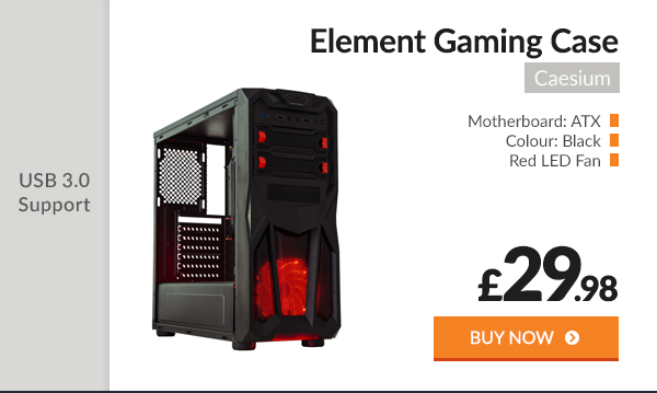 Element Gaming Caesium Case