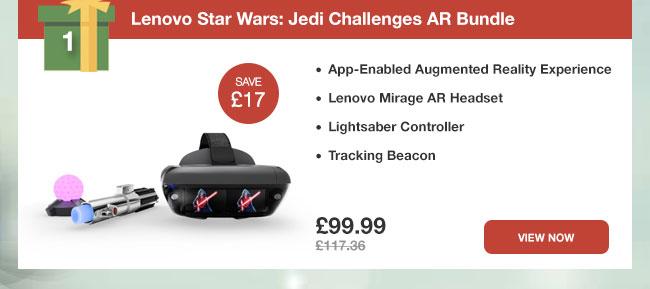 Lenovo Star Wars: Jedi Challenges AR Bundle