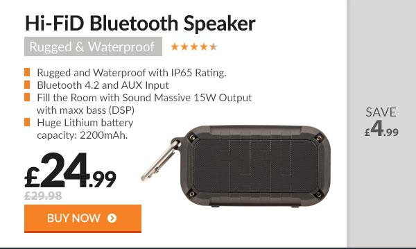 HDF-892 Bluetooth Speaker