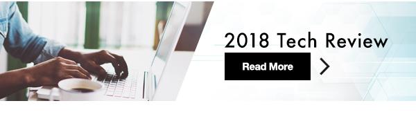 2018 Tech Review