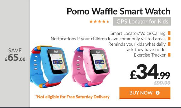 Pomo Waffle Smart Watch