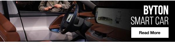 Byton smart car