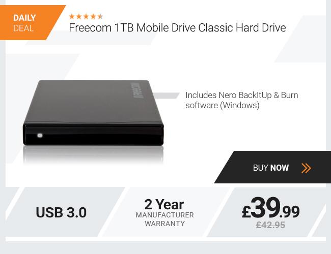 Freecom 1TB Mobile Drive Classic Hard Drive