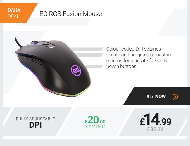 EG RGB Fusion Mouse
