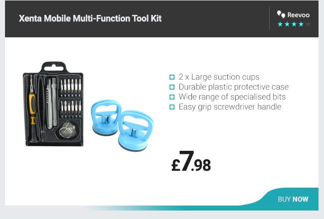 Xenta Mobile Multi-Function Tool Kit