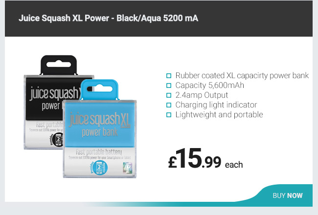 Juice Squash XL Power - 5200 mA