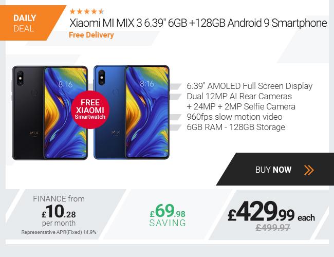 Xiaomi MI MIX Android 9 Smartphone