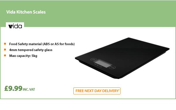 Vida Kitchen Scales