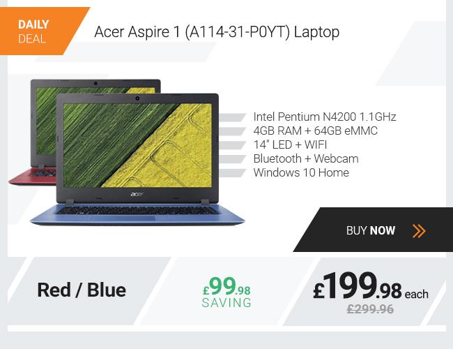 Acer 14in Pentium 4GB 64GB Laptop